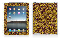 iPad 2 or 3 - Leopard Fur Pattern - Vinyl Skin Sticker Cover