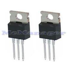 2x IRF520 N Channel Hexfet Power  MOSFET Transistor Fast Switching