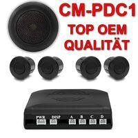 Einparkhilfe Rückfahrwarner Carmedien CM-PDC1 Parksensoren Auto PKW KFZ