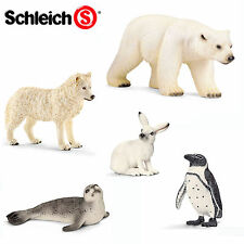 SCHLEICH World of Nature POLAR - Choose for 18 different animals all with Tags