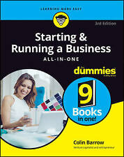 Starting and Running a Business All-in-One For Dummies (For Dummies (Business &