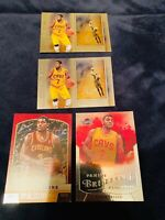 2012-13 Panini Kyrie Irving Rookies(LOT OF 4!!) HOT!!!🔥🏀🔥