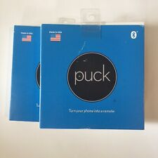 PUCK 2pk Smart Universal Remote Control Bluetooth For Android/iPhone Smart Phone