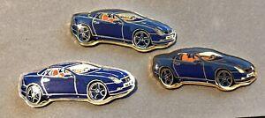 Mercedes-Benz - SLK - 3 verschiedene Pins