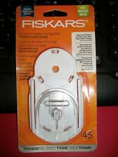 Fiskars 45mm Titanium Easy Change  45mm No Touch Tool & 5 Pack Blades/
