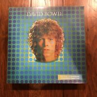 David Bowie - Space Oddity (Vinyl LP) Paul Smith Splatter Sold Out Rare New