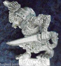 1985 Skaven C47 Pincho caos ratmen Citadel Warhammer ejército clanrat stormvermin