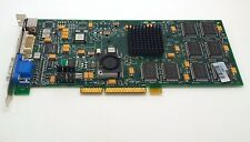 Compaq 3DLabs Oxygen GVX1 AGP 4X 32MB Video Card OGVX1 VGA & DFP 146141-001