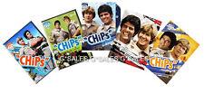 Chips TV Series Complete Season 1-5 1 2 3 4 5 ~ BRAND NEW 25-DISC DVD SET