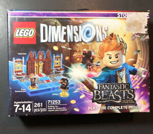 LEGO DIMENSIONS Story Pack 71253 [ Fantastic Beasts and Where to Find Them ] NEW