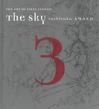 The Sky: The Art Of Final Fantasy Book 3: By Yoshitaka Amano