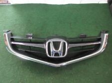 JDM Honda ACCORD ACURA TSX CL7 CL9 Front Grille 04 05 CM Chrome from Japan EMS