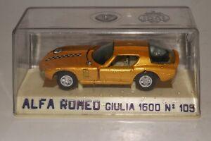 Joal Diecast Alfa Romeo Giulia 1600, 1/43 Scale Boxed