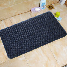 "PVC Pebble Bath Mat Non Slip Tub Shower Bath Resistant Bathmat 14"" L x 28"" W"