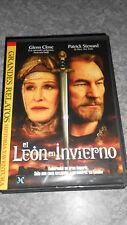 DVD EL LEON EN INVIERNO (THE LION IN WINTER)
