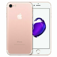 Apple iPhone 7- 32GB - Rose Gold (Factory Unlocked) 4G LTE iOS (GSM) Smartphone