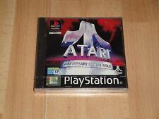 Atari Anniversary PlayStation PSX PS1 PSOne