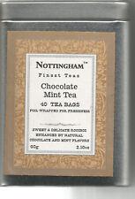 Nottingham Finest Teas Chocolate Mint Tea, 40 Tea bags