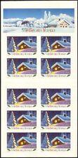 FRANCIA 2002 Capodanno/stagionali Saluti/ALBERO/House/ANIMAZIONE 10 V bklt (n37367ja)