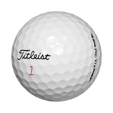 50 Titleist Pro V1x Golf Balls Excellent Grade AA ( Not Refinished )
