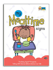 Baby Signs Mealtime Dvd by Drs. Acredolo & Goodwyn