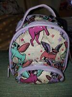 Betsey Johnson Pug Unicorn Back Pack