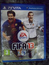 FIFA 13 PS Vita fútbol football soocer EA Sports en castellano Playable English.
