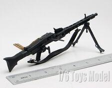 "Dragon Model 1/6 WWII German Maschinengewehr 42 MG42 Machine Gun F 12"" Figure"