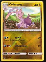 Carte Pokemon COLIMUCUS 93/131 REVERSE Soleil et Lune 6 SL6 FR NEUF
