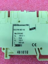 DEHN, DEHNconnect RK, DCO RK MD 110 No.: 919 943