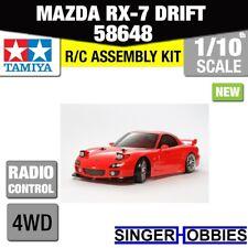 Tamiya 58648 1/10 Mazda RX-7 FD3S TT-02D 4WD RC Drift Special Kit TAM58648 HH