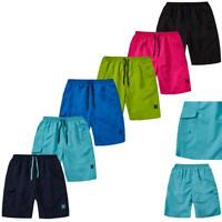 Mens Board Swim Shorts Mesh Lined Swimming Beach Trunks Swimwear