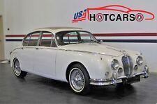 1962 Jaguar Mark Ii 3.8