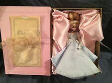 Walt Disney Porcelain Cinderella Doll Limited Edition MIB with COA