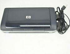 HP CB026A Officejet H470 Mobile Color Printer No Battery