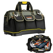 """Tool Bags 13"""" 16"""" 18"""" 20"""" 1680D Oxford Cloth Bag Top Wide Mouth Electrician Bags"""