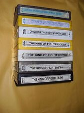 NeoGeo  Mvs SNK KING OF FIGHTERS 7 GAMES REPRO