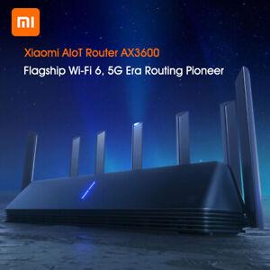 Xiaomi AIoT Router AX3600 Wifi 6 3 Gigabit MAX 2976Mbps Qualcomm 6-core Routers