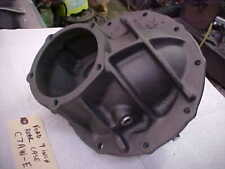 Ford 9 inch rear thirdmember case C7AW E