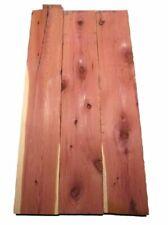 3x Aromatische Rot Zeder Red Cedar cedro 84x15cm 38mm