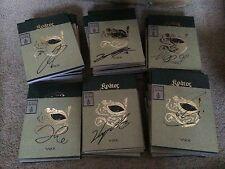 Signed Autographed VIXX Kratos Album (Choice Of Signature And PC)