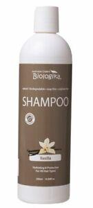 Biologika Organic Vanilla Shampoo 500ml - All Hair Types - Natural, Organic