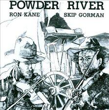 RON KANE/SKIP GORMAN - POWDER RIVER NEW CD