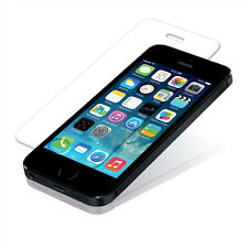 Screen Protector Scratch Resistant Tempered Glass For iphone 5 5S 5C USA seller