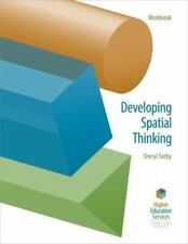 Developing Spatial Thinking Workbook by Sheryl Sorby (2016, Paperback)