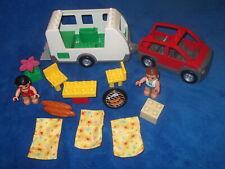 LEGO DUPLO VILLE Grosser WOHNWAGEN CAMPINGWAGEN Klappe SET aus Nr. 5655 AUTO
