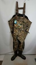 Itasca Realtree Thinsulate Ultra High Chest Waders Sz 14 Stout