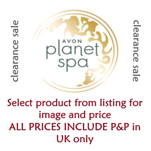 AVON PLANET SPA CLEARANCE incl DISCONTINUED LINES ALL BNIP ***FREE P&P***