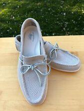 New GH Bass Men's 70-77030 Tan Leather/Textile Mesh Walker Shoes  8M