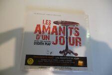 COMEDIE MUSICALE LES AMANTS D'UN JOUR AVEC LES SUCCES D'EDITH PIAF CD NEUF